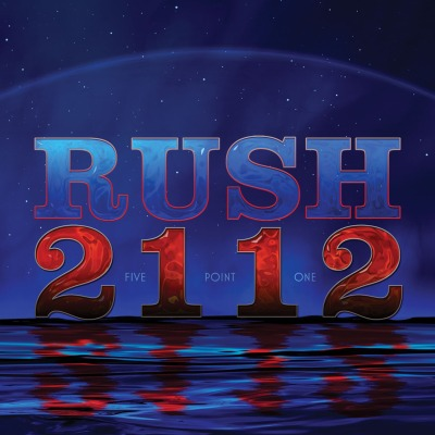 Rush - 2112 (Five Point One Edition)
