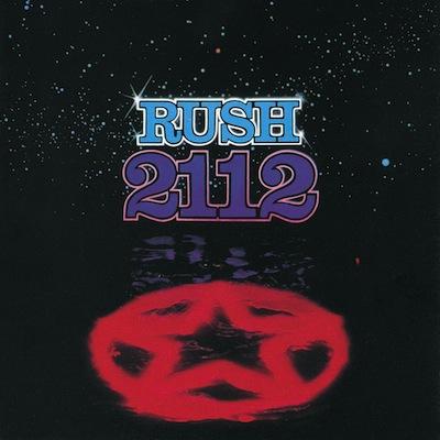 Rush - 2112 (Vinyl Reissue)