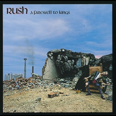 Rush - A Farewell To Kings (Vinyl Reissue)