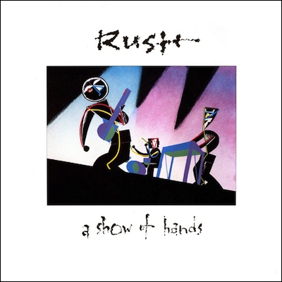 Rush - A Show Of Hands (Vinyl Reissue)