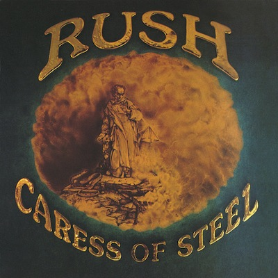 Rush - Caress Of Steel (Vinyl Reissue)