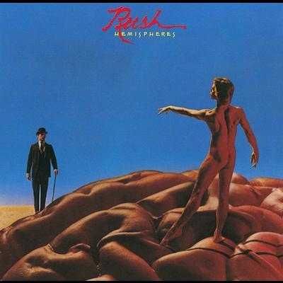 Rush - Hemispheres (Vinyl Reissue)