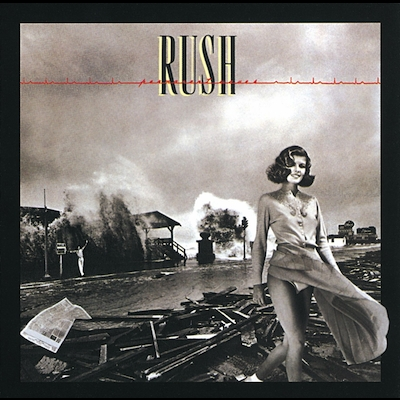 Rush - Permanent Waves (Vinyl Reissue)