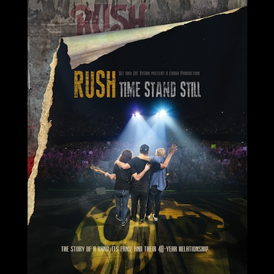Rush - Time Stand Still (DVD/Blu-ray)