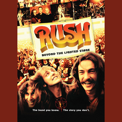 Rush - Rush: Beyond The Lighted Stage (DVD)