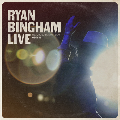 Ryan Bingham - Ryan Bingham Live