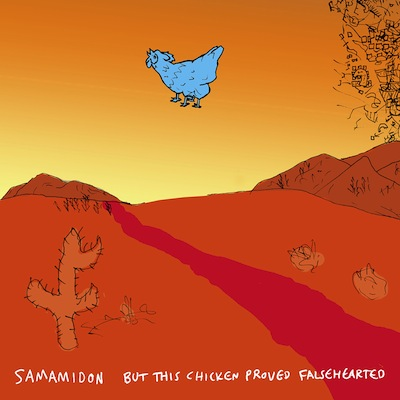 Sam Amidon - But This Chicken Proved Falsehearted (Reissue)