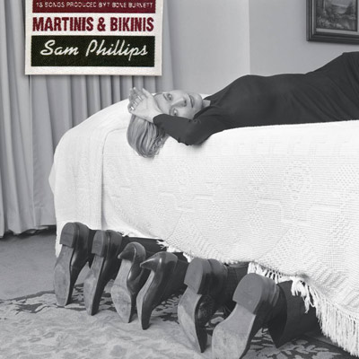 Sam Phillips - Martinis & Bikinis (Reissue)