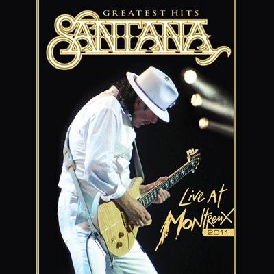 Santana - Live At Montreux 2011 (DVD/Blu-ray)