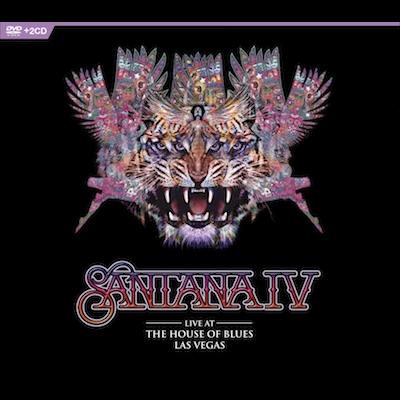 Santana IV - Live At The House Of Blues, Las Vegas (DVD+CD)