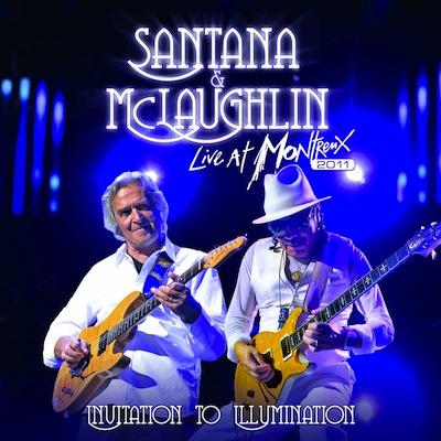 Santana & McLaughlin - Imitation To Illumination: Live At Montreux 2011