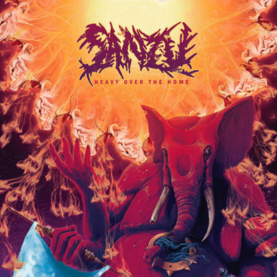 Sanzu - Heavy Over The Home
