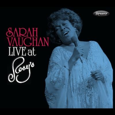 Sarah Vaughan - Live At Rosy's