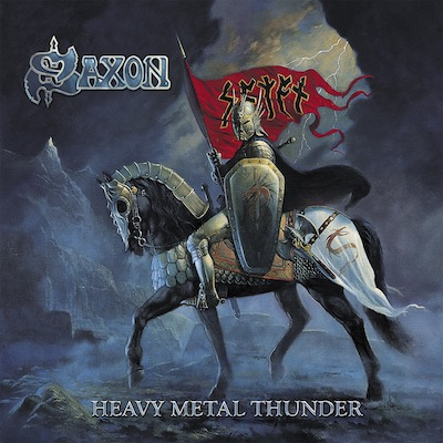 Saxon - Heavy Metal Thunder (Reissue)