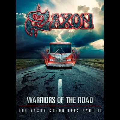 Saxon - Warriors Of The Road: The Saxon Chronicles Part II (DVD/Blu-ray)