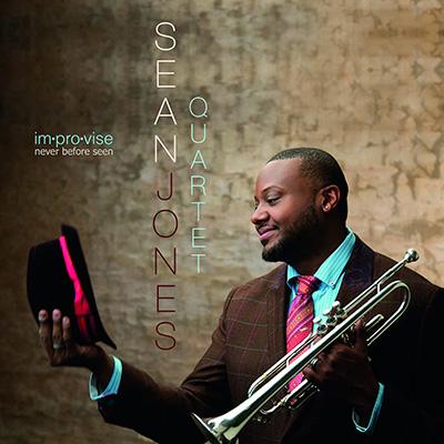 Sean Jones Quartet - im•pro•vise never before seen