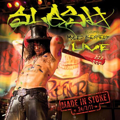 Slash - Made In Stoke 24/7/11 (CD/DVD)