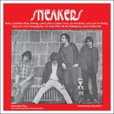 Sneakers - Sneakers (Expanded Reissue)