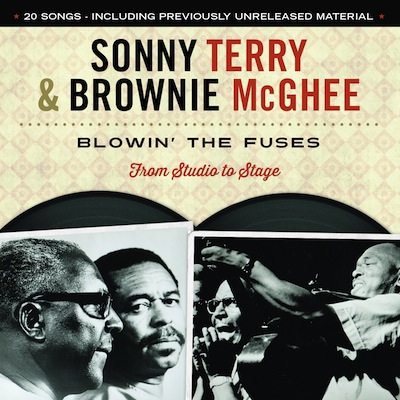 Sonny Terry & Brownie McGhee - Blowin' The Fuses: From Studio To Stage