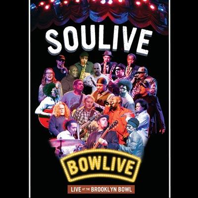 Soulive - Bowlive (DVD)