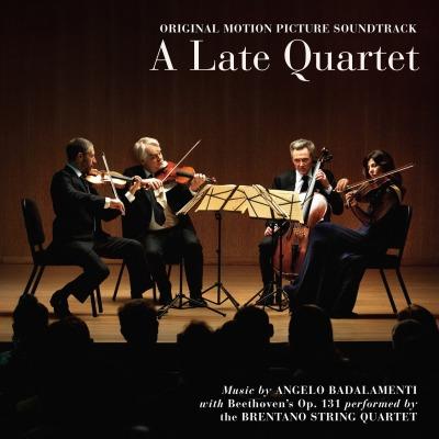 Soundtrack - A Late Quartet