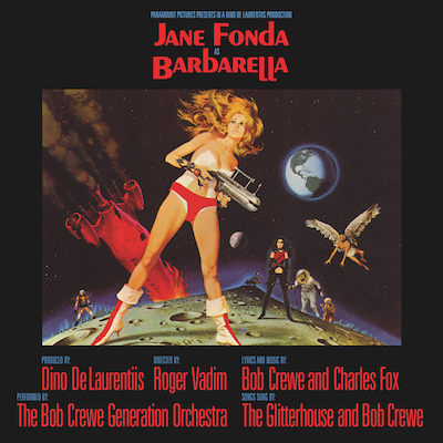 Soundtrack - Barbarella