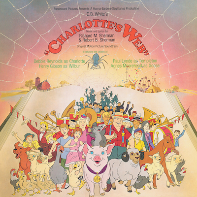Soundtrack - E.B. White's Charlotte's Web