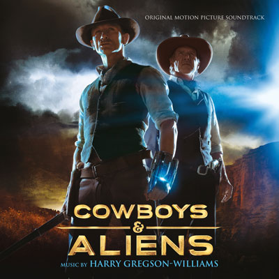 Soundtrack - Cowboys & Aliens