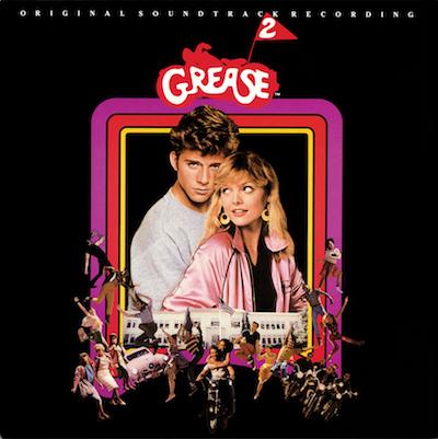 Soundtrack - Grease 2 (Vinyl Reissue)