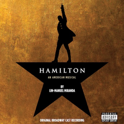 Soundtrack - Hamilton (Original Broadway Cast Recording)