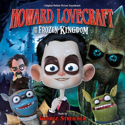 Soundtrack - Howard Lovecraft And The Frozen Kingdom