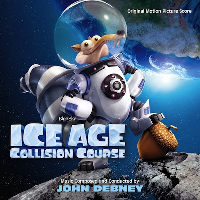 Soundtrack - Ice Age: Collision Course