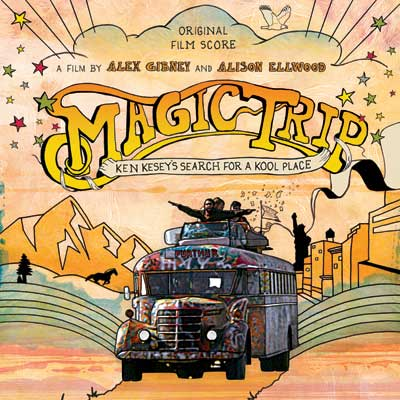 Soundtrack - Magic Trip: Ken Kesey's Search For A Kool Place