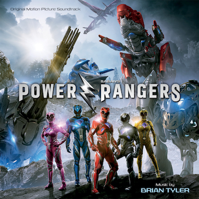 Soundtrack - Power Rangers