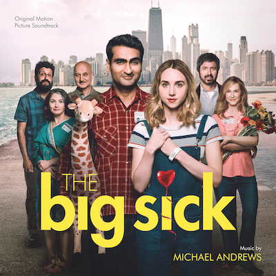 Michael Andrews - The Big Sick Original Soundtrack