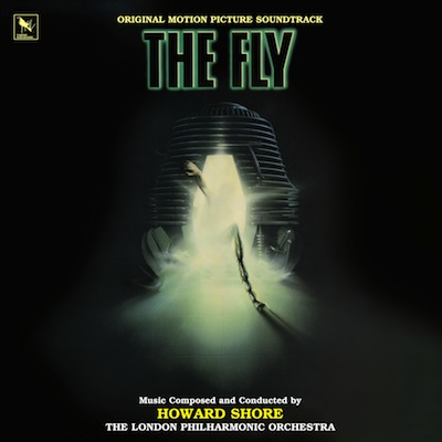 Soundtrack - The Fly (Vinyl)