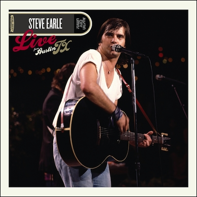 Steve Earle - Live From Austin TX (LP+CD+DVD)