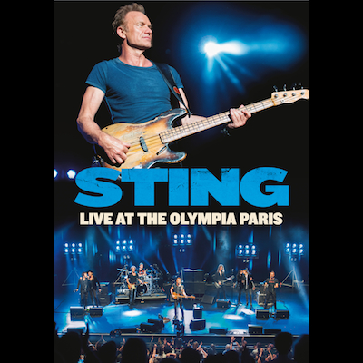 Sting - Live At The Olympia Paris (DVD/Blu-ray)