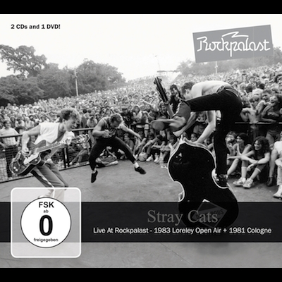 Stray Cats - Live At Rockpalast (CD/DVD)