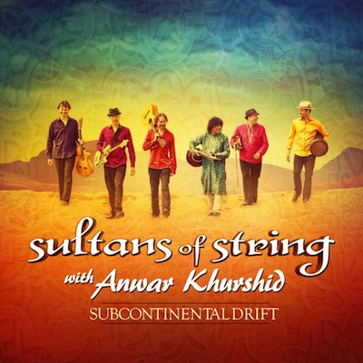 Sultans Of String - Subcontinental Drift