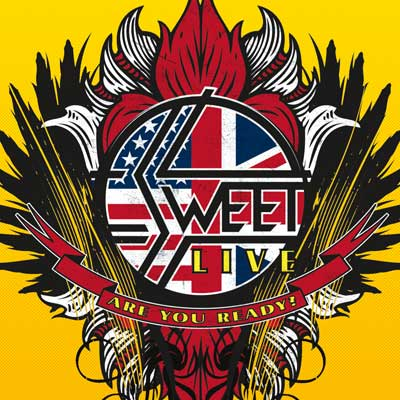 Sweet - Are You Ready? Sweet Live