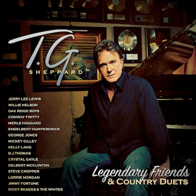 T.G. Sheppard - Legendary Friends & Country Duets