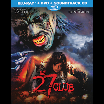 Patrick Fogarty (Director) - The 27 Club (DVD/Blu-ray)