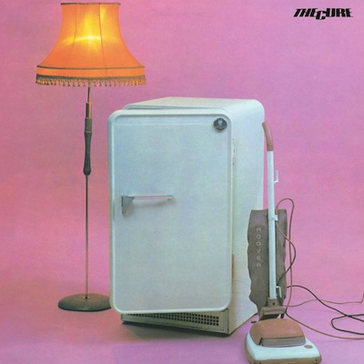 The Cure - Three Imaginary Boys (Vinyl Reissue)