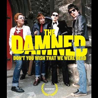 The Damned - Don't You Wish That We Were Dead (DVD)