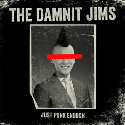 The Damnit Jims - Just Punk Enough