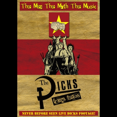 The Dicks - From Texas (DVD)