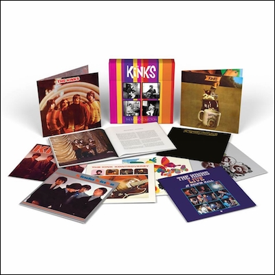 The Kinks - The Mono Collection (10LP Vinyl Box)