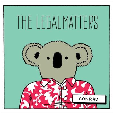 The Legal Matters - Conrad