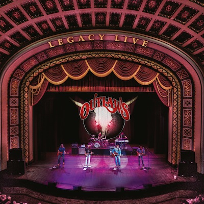 The Outlaws - Legacy Live